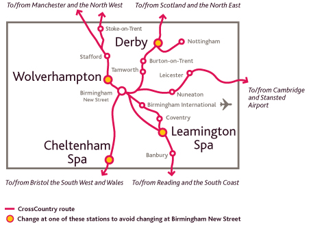 Train Leamington Spa To Birmingham Airport