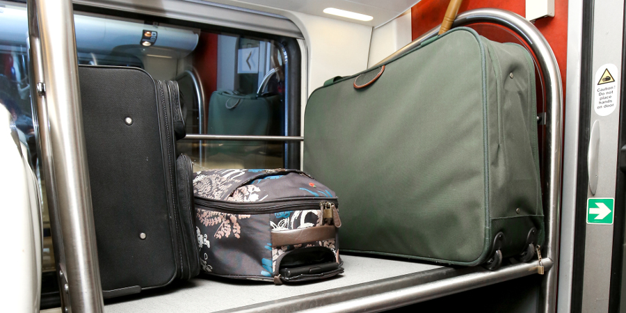 Luggage Facilities | Storing your Luggage | CrossCountry
