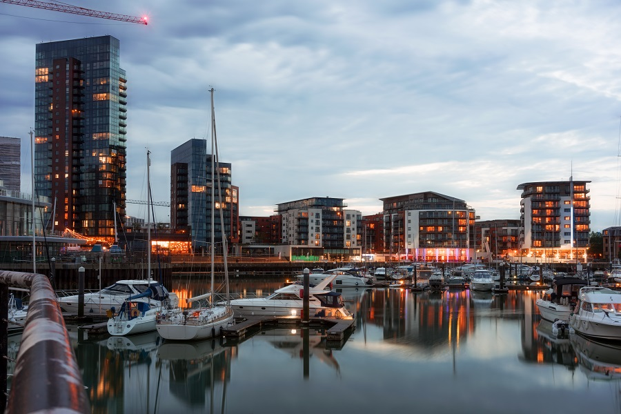 No day trip to Southampton would be complete without a visit to the Marina, shown here bathed in twilight, but whilst there consider some of our other favourite things to do in the city.