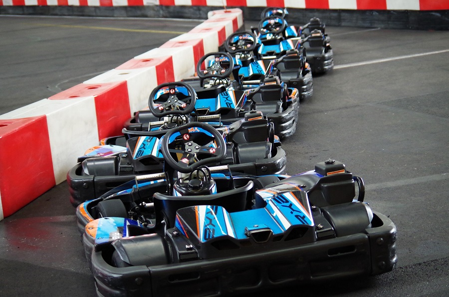 If your family has a need for speed, go karting in Leeds is a perfect option.