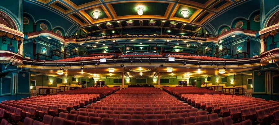 The beautiful Mayflower Theatre has a great line-up of shows for the whole family.