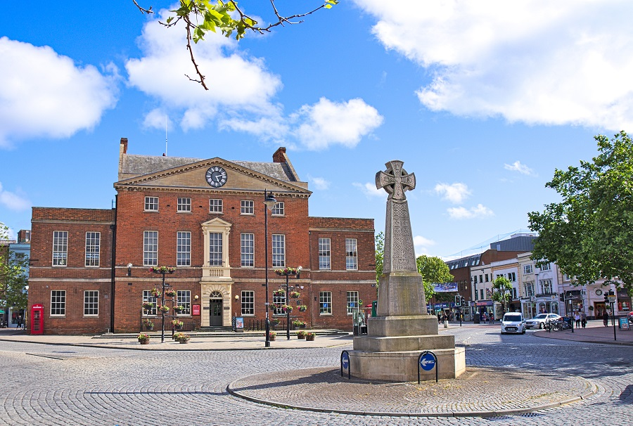 Discover the pretty market town of Taunton with CrossCountry, there are so many fun things to do in Taunton!
